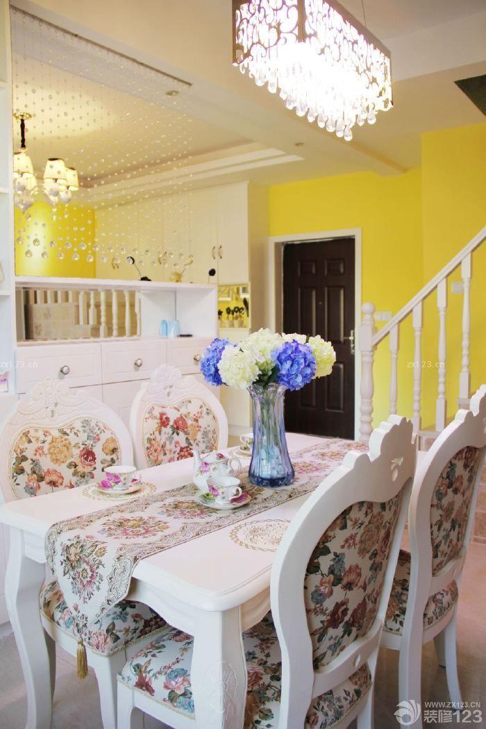 简欧两室一厅小户型客厅装修图片图片