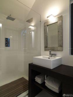 淋浴房玻璃隔斷設計圖