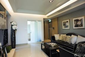 小戶型客廳壁紙 小戶型客廳墻面顏色