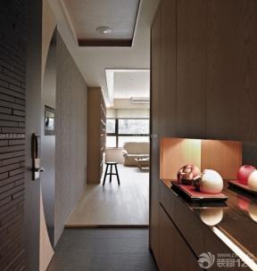 40平米一室一厅小户型 小户型吧台