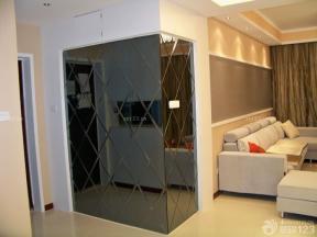 客廳裝飾 小戶型客廳壁紙