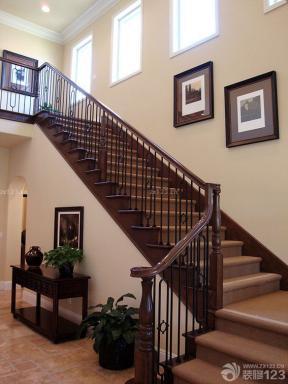 樓梯扶手 樓梯間