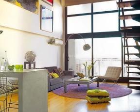 交換空間復式小戶型 小戶型復式樓裝修效果圖 小戶型簡裝