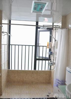 小戶型浴室 小戶型室內設計 交換空間50平小戶型