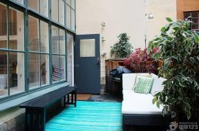 阳台设计 小户型家具