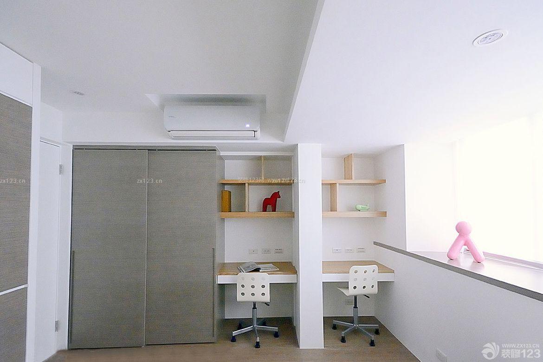48平米小户型办公室装修图