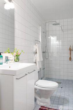 北歐小戶型洗手間裝修圖片