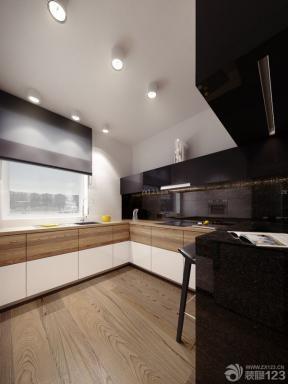 小戶型陽臺改廚房 精美小戶型裝修圖