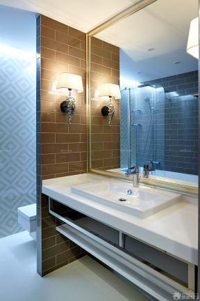 40-50平方小戶型裝修 小戶型洗手間