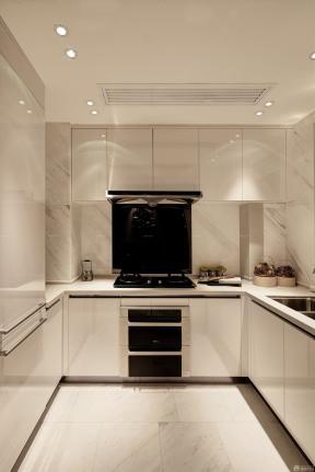 現代感超強的小戶型 小戶型陽臺改廚房 奢華小戶型
