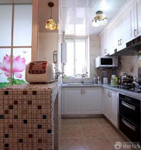 精美小戶型裝修圖 小戶型節省空間裝修圖 小戶型陽臺改廚房