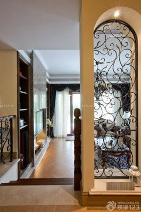 隔斷設計 經典客廳裝修圖片