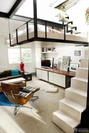 35平小户型单身公寓 小户型装修储物空间