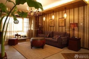 客廳裝飾 陽臺簡約風格裝修效果圖
