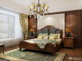 新古典 主卧室设计