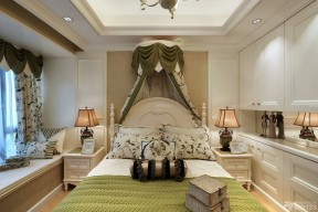 田園風格設計 臥室裝飾