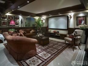 客廳裝修設計 地毯