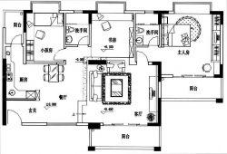 120平方房子设计图