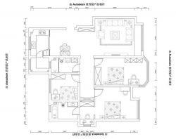 120平方房子設計圖