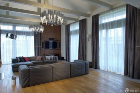 小戶型兩居裝修 現代簡約小戶型客廳