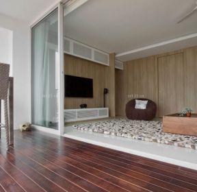 小戶型兩居裝修現代簡約小戶型客廳-每日推薦