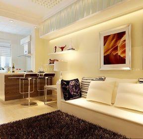60平方一室兩廳裝修效果圖-每日推薦