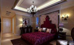 140平復式樓主臥室設計圖