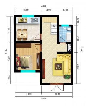 130平方房子设计图 平面图
