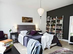 一室一廳整體裝修圖 臥室設計