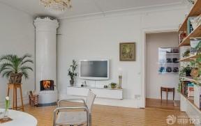 一室一廳室內設計 小戶型客廳裝修設計