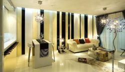 客廳墻面裝飾設計圖