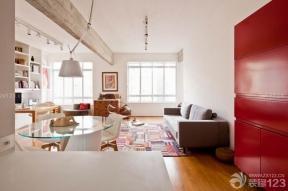 50平方一室一廳小戶型裝修圖 小戶型設計方案