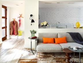 50平方一室一廳小戶型裝修圖 小戶型裝修實景圖