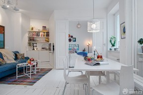 50平米一室一廳一衛 一室一廳室內設計