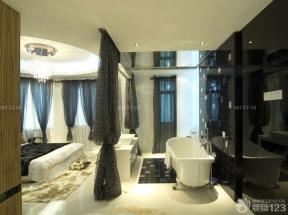 一室一廳小戶型簡裝裝修圖 主臥室設計