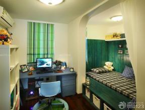 80平房子裝修設計圖 臥室設計