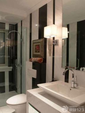 80平房子裝修設計圖 衛生間設計
