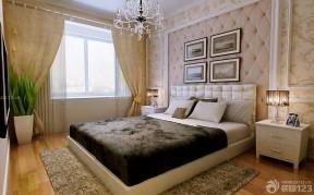 一室一廳歐式裝修設計圖 一室一廳臥室裝修圖