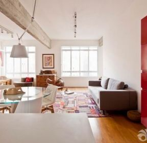 50平方一室一廳小戶型裝修設計方案-每日推薦