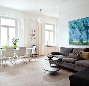一室戶一室一廳房子裝修效果圖-每日推薦