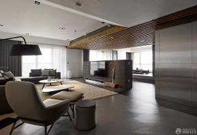 長方形客廳 吊頂造型