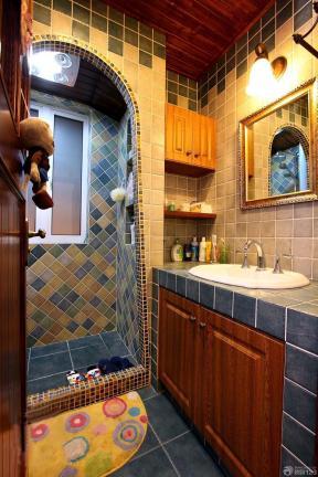 20平方单身公寓 美式小户型图片