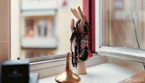 一室一廳簡裝圖片 小戶型窗臺
