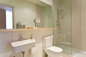 50平方一室一廳小戶型裝修圖 洗手間