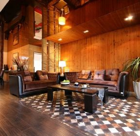 家庭客廳裝修設計圖-每日推薦