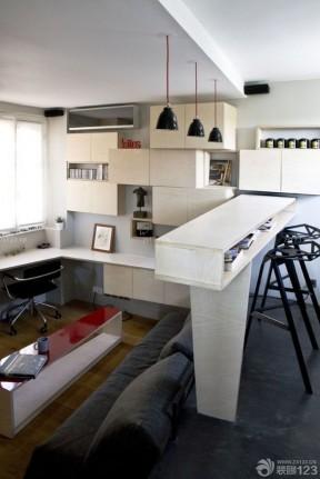 40平小公寓ballbet贝博网站效果图 一室一厅隔断ballbet贝博网站图