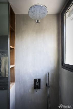 一室一廳室內設計 小戶型浴室