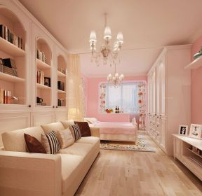 温馨50平方一室一厅房屋沙发装修效果图-每日推荐