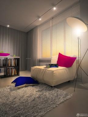 50平方一室一廳小戶型裝修圖