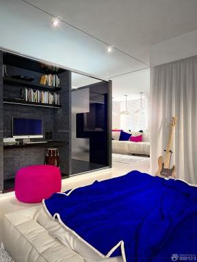 50平一室一廳小戶型裝修圖